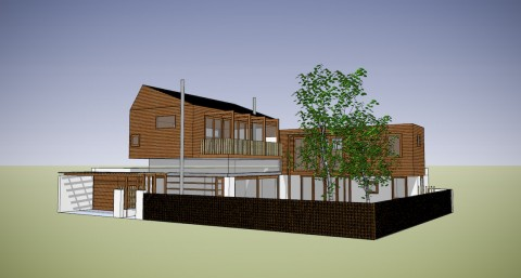 Sketchup Model